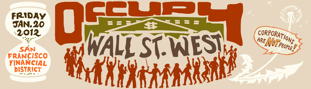 Occupy Wall St. West